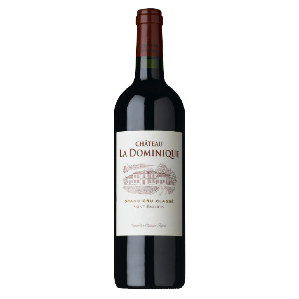 CHATEAU LA DOMINIQUE, ST EMILION GRAND CRU 75cl - Premier Cru Retail Stores