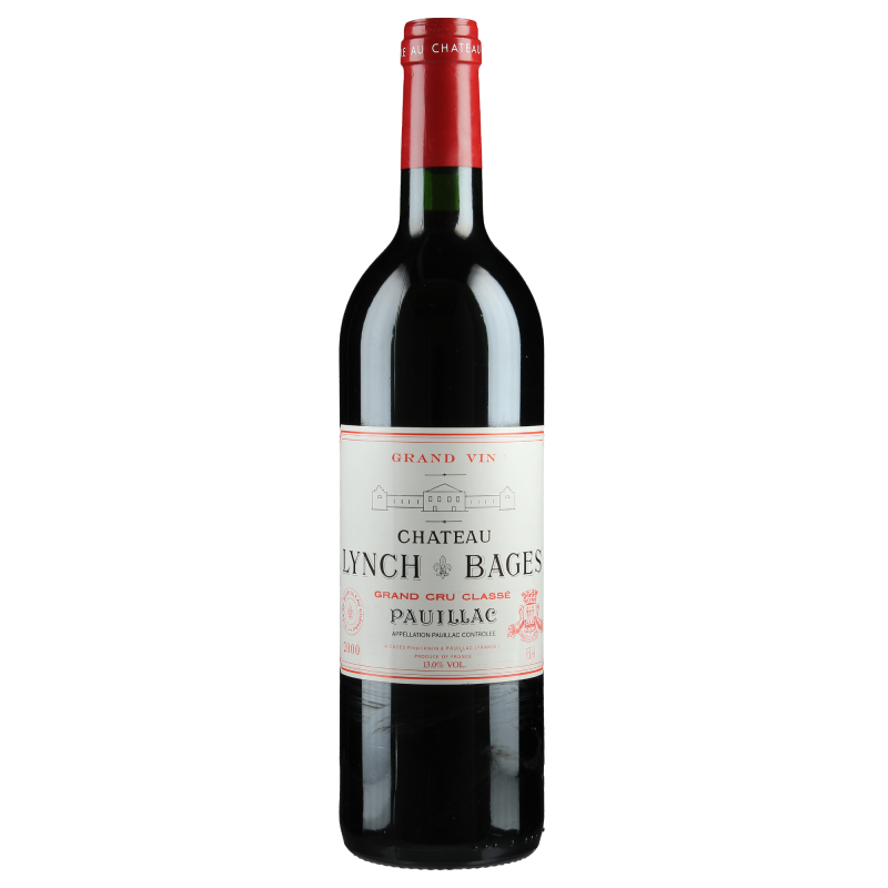 CHATEAU LYNCH BAGES, PAUILLAC 75cl - Premier Cru Retail Stores