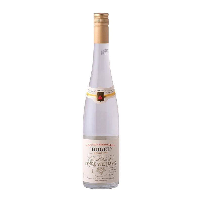 HUGEL POIRE WILLIAM EAU DE VIE 75cl - Premier Cru Retail Stores