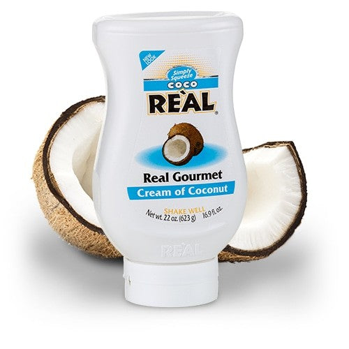 REÀL CREAM OF COCONUT 21oz - Premier Cru Retail Stores