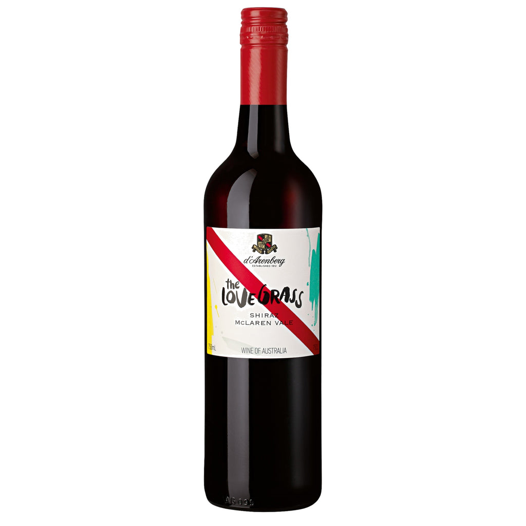 D'ARENBERG 'THE LOVE GRASS SHIRAZ', MCLAREN VALE 75cl - Premier Cru Retail Stores