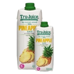 Tru-Juice 100% Pineapple Juice