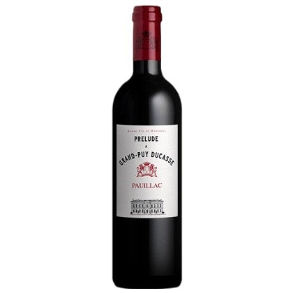 PRELUDE A GRAND PUY DUCASSE, PAUILLAC 75cl - Premier Cru Retail Stores