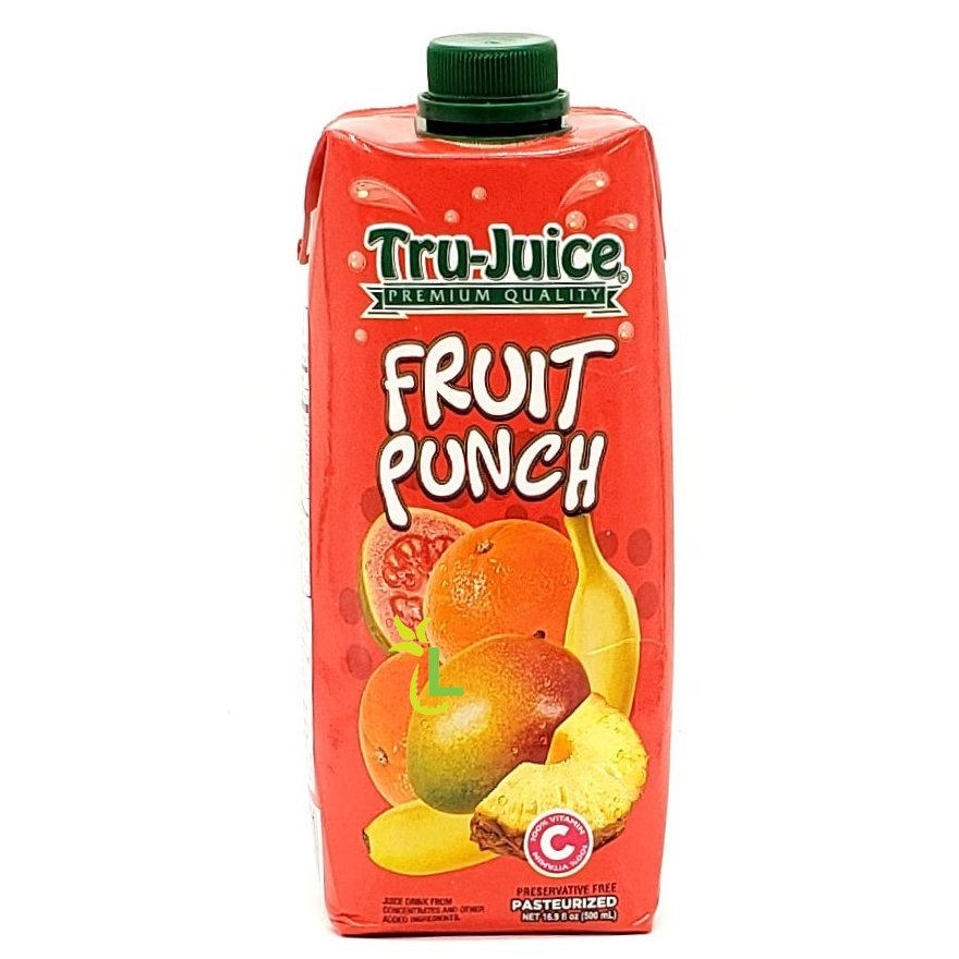 TRU-JUICE 30% FRUIT PUNCH 500ml - Premier Cru Retail Stores