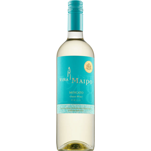 VINA MAIPO SWEET MOSCATO 75cl - Premier Cru Retail Stores