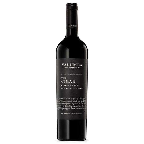 YALUMBA 'THE CIGAR' CABERNET-SHIRAZ 75cl - Premier Cru Retail Stores