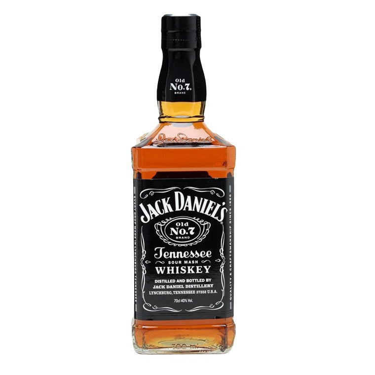 JACK DANIEL'S OLD No. 7 TENNESSEE WHISKEY 1 Litre - Premier Cru Retail Stores