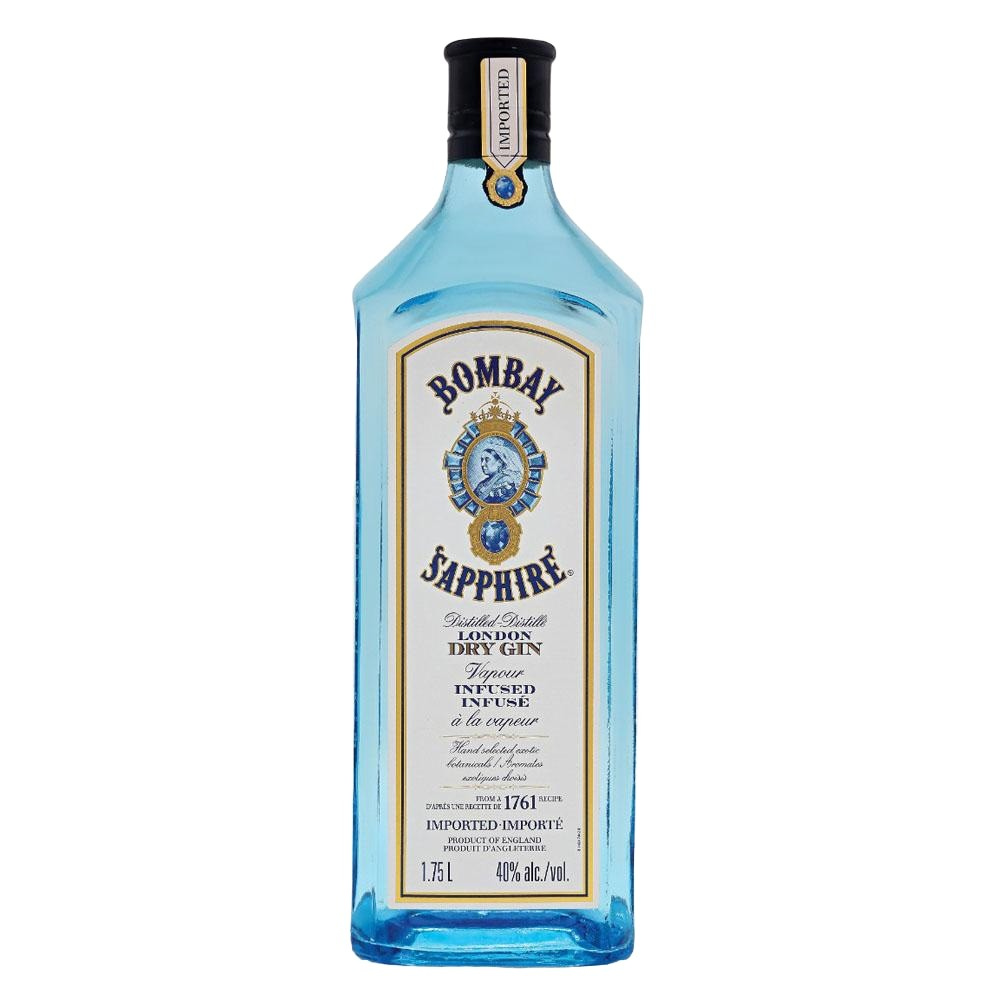 BOMBAY SAPPHIRE GIN 1 Litre - Premier Cru Retail Stores