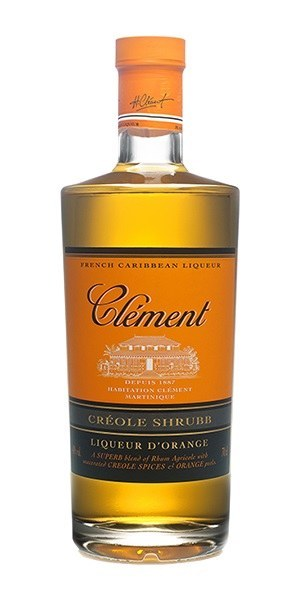 CLEMENT SHRUBB CREOLE 700ml - Premier Cru Retail Stores