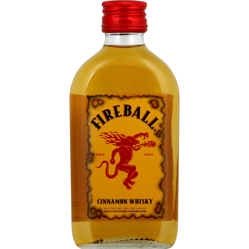 FIREBALL CINNAMON WHISKY 200ml - Premier Cru Retail Stores
