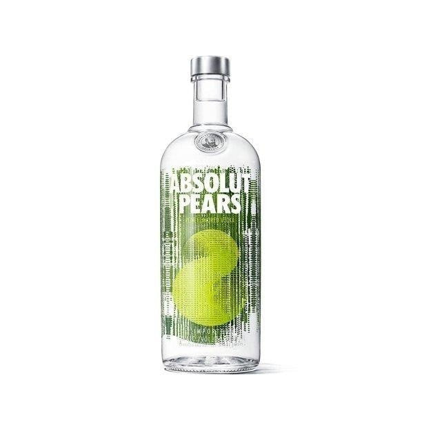ABSOLUT PEARS VODKA 1 Litre - Premier Cru Retail Stores