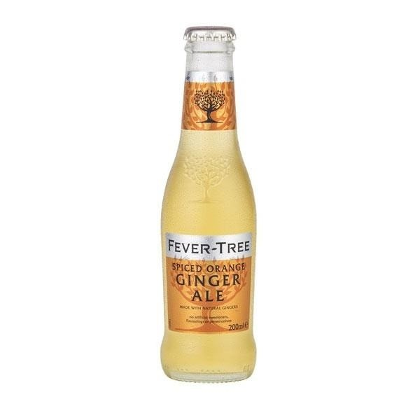 FEVER-TREE GINGER ALE 200ml - Premier Cru Retail Stores