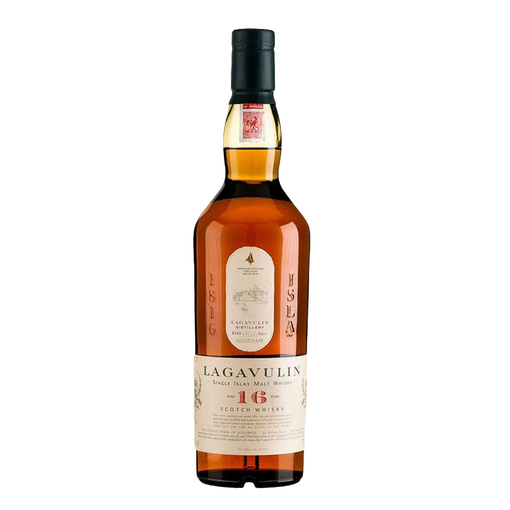 LAGAVULIN 16YR SINGLE MALT SCOTCH 700ml - Premier Cru Retail Stores