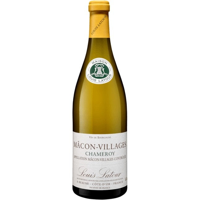 LOUIS LATOUR MÂCON VILLAGES 'CHAMEROY' 75cl - Premier Cru Retail Stores
