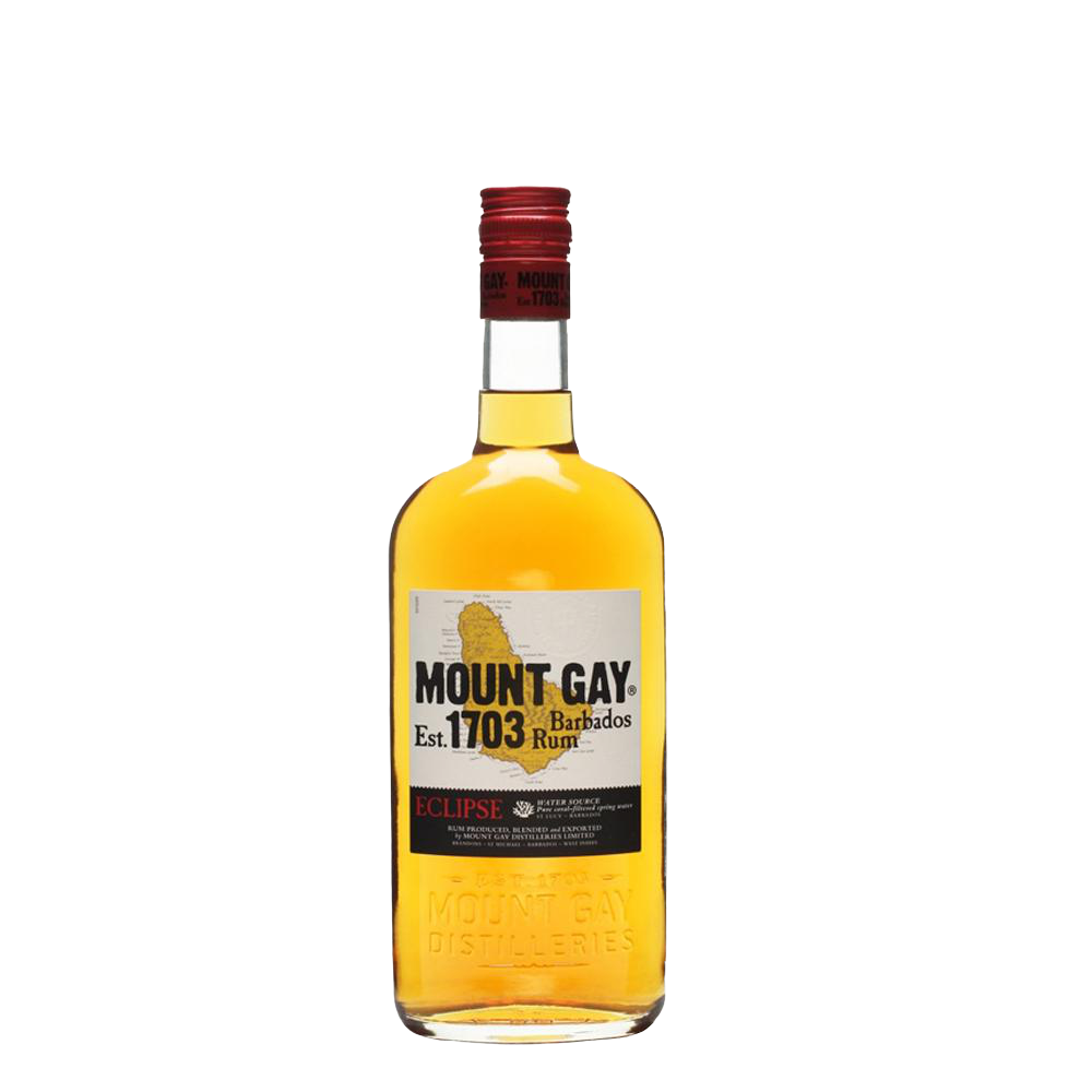 MOUNT GAY ECLIPSE BARBADOS RUM 1 Litre - Premier Cru Retail Stores