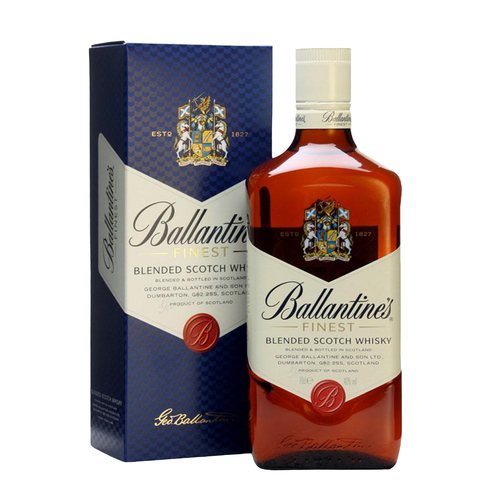 BALLANTINES BLENDED SCOTCH 1 Litre - Premier Cru Retail Stores
