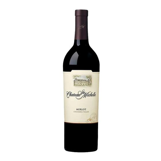 ST MICHELLE MERLOT COLUMBIA VALLEY 75cl