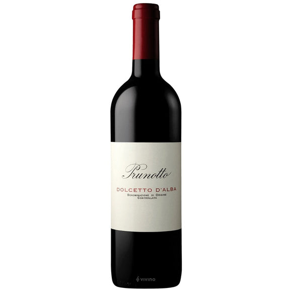 PRUNOTTO DOLCETTO D'ALBA 75cl - Premier Cru Retail Stores