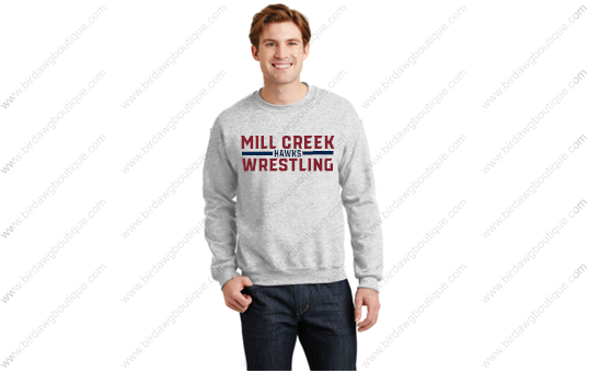 Mill Creek Wrestling Block Design