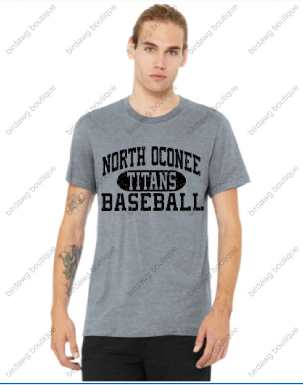 North Oconee Baseball T-shirt