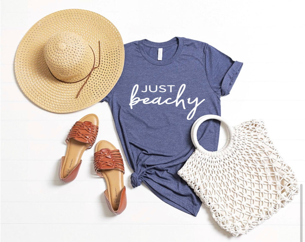 Just beachy Tee