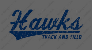 Hawks track and field