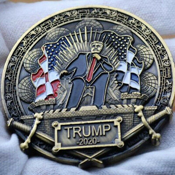 The Trump 2020 Kings Coin