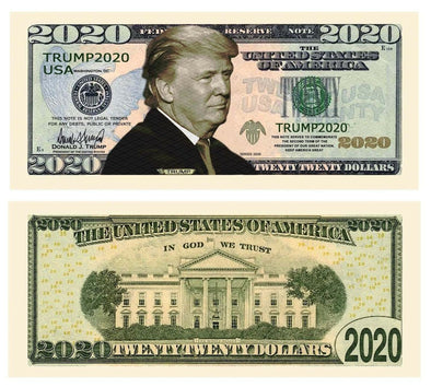 Trump 2020 Re-Election Bills