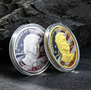 Trump Commemorative Eagle Collection (4 piece set)