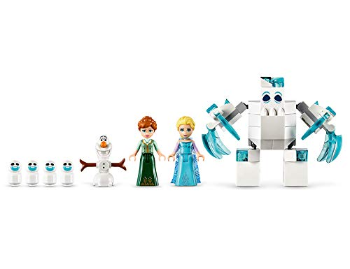 LEGO 43172 Disney Princess Frozen Elsa's Magical Ice Palace Set