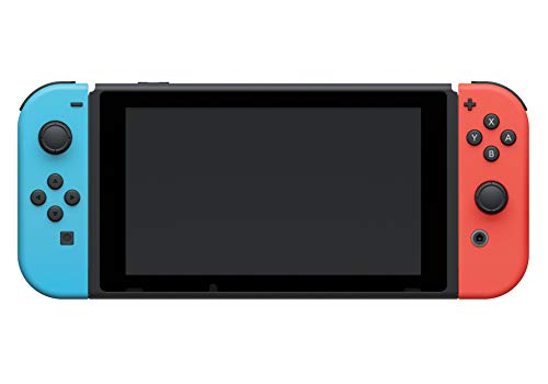 NINTENDO SWITCH - NEON RED AND BLUE - HAND CONSOLE