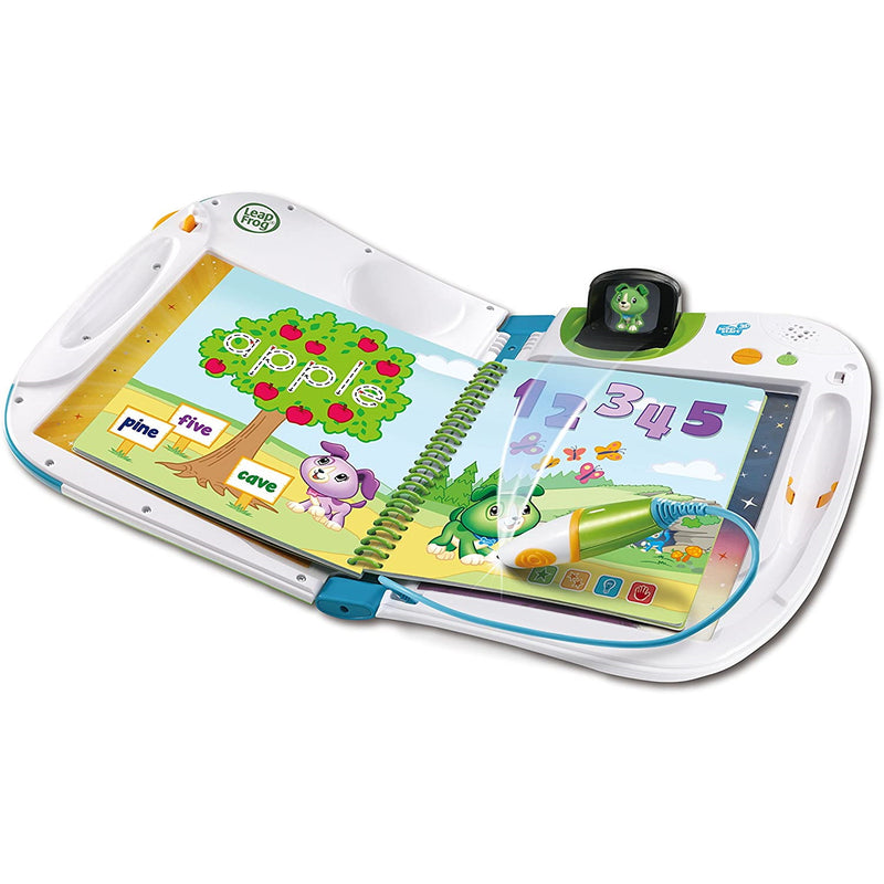 LeapFrog 3D Educational Book with stylos