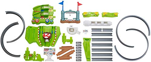 Hot Wheels -Mario Kart Set - All accessories