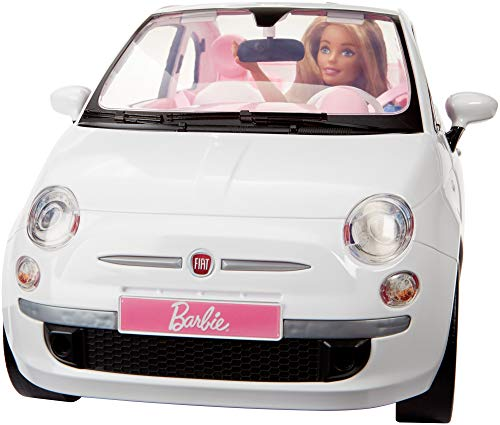 Barbie FVR07 - Barbie Doll and Car - Barbie sitting in car