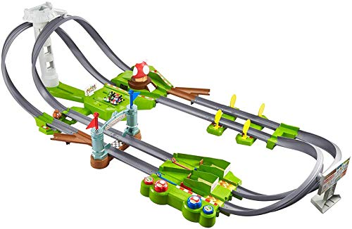 Hot Wheels -Mario Kart Set - Assembled