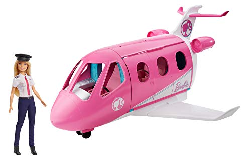 Barbie - Dreamplane Doll and Playset - Pilot and Plane