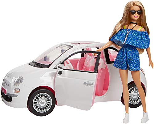 Barbie FVR07 - Barbie Doll and Car - Accessory