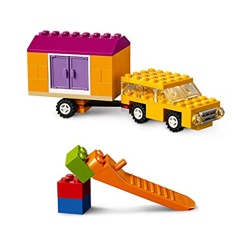 LEGO - Classic Bricks Construction Set - car and trailer