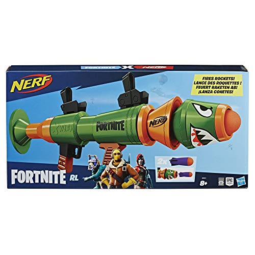 Nerf - Fortnite RL Blaster - Packaging