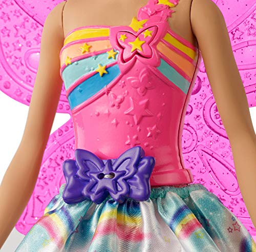 Barbie FRB08 - Flying Fairy - Clip on Corset