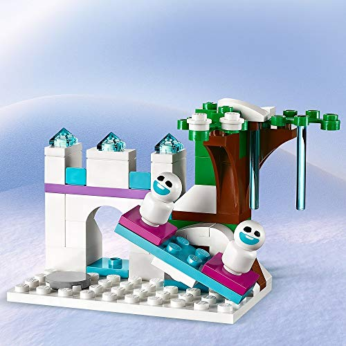 LEGO - DISNEY PRINCESS FROZEN - Play area and see saw