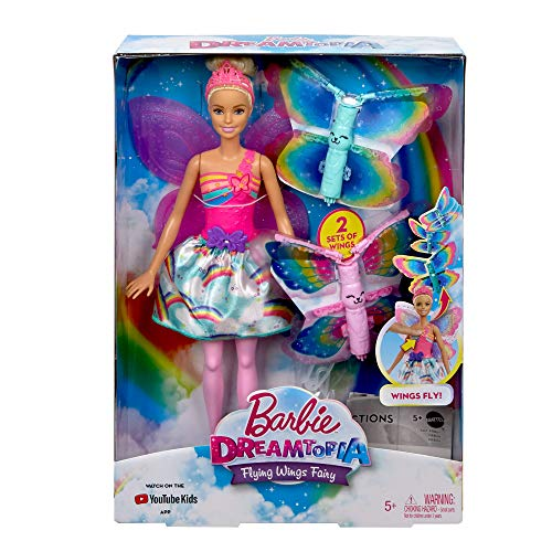 Barbie FRB08 - Flying Fairy - Packaging