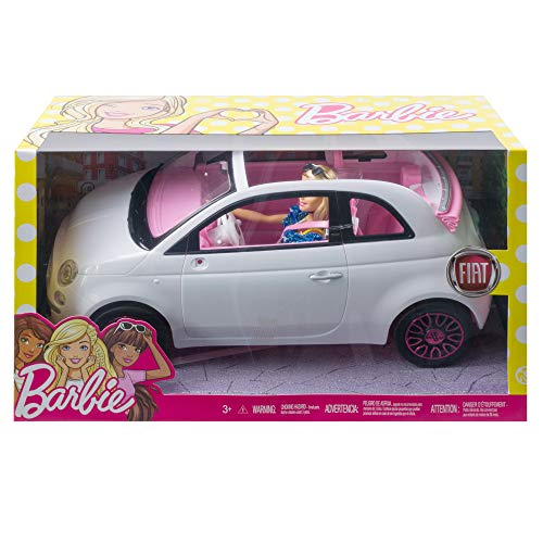 Barbie FVR07 - Barbie Doll and Car - Packaging