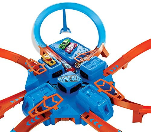 Hot Wheels DTN42 - Criss Cross Crash - Crash Zone