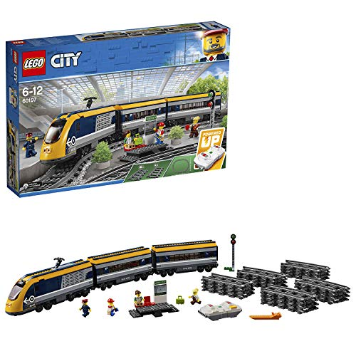 LEGO - CITY PASSENGER TRAIN SET - PACKAGING
