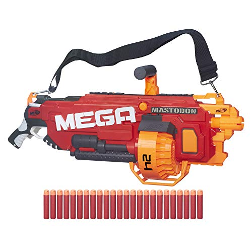 Nerf - Mega Mastodon - All Accessories