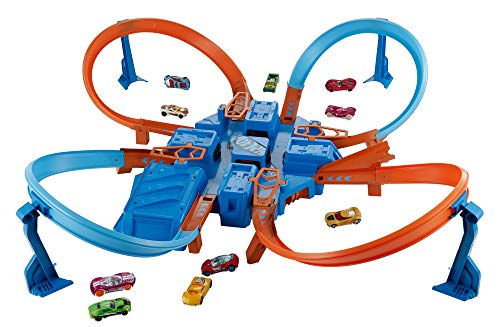 Hot Wheels DTN42 - Criss Cross Crash - fully assembled