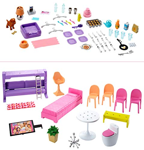 Barbie - Dreamhouse Playset 2020 - Accessories