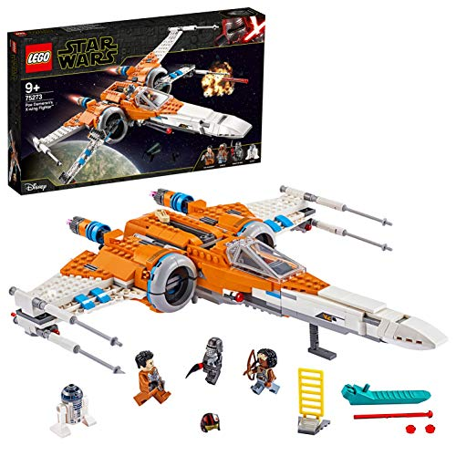LEGO - STAR WARS POE DAMERON - Packaging and contents
