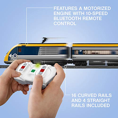 LEGO - CITY PASSENGER TRAIN SET - REMOTE CONTROL